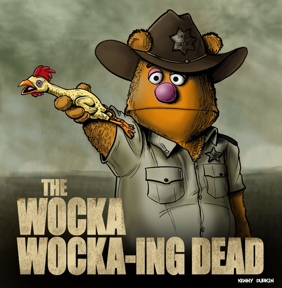 the_wocka_wocka_ing_dead_by_durkinworks-d5t1hc8