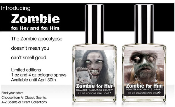 Zombie Perfume