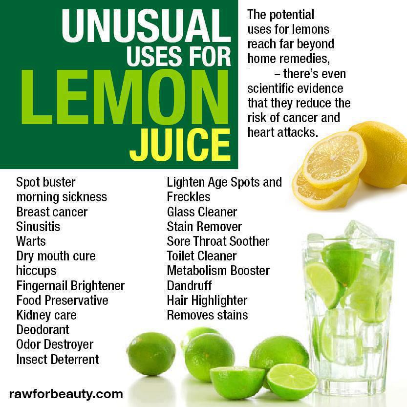 Are Lemons A Good Survival Food
