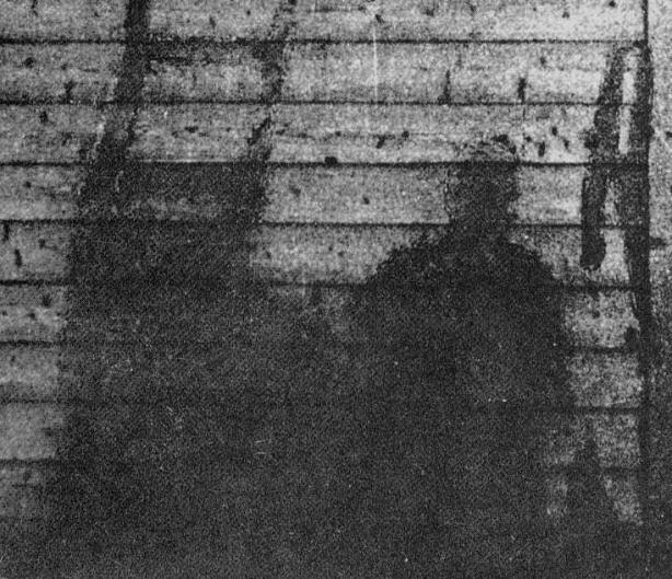 Nuclear shadows from Hiroshima